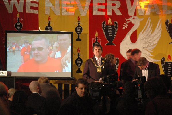 Lord Mayor Steve Rotherham